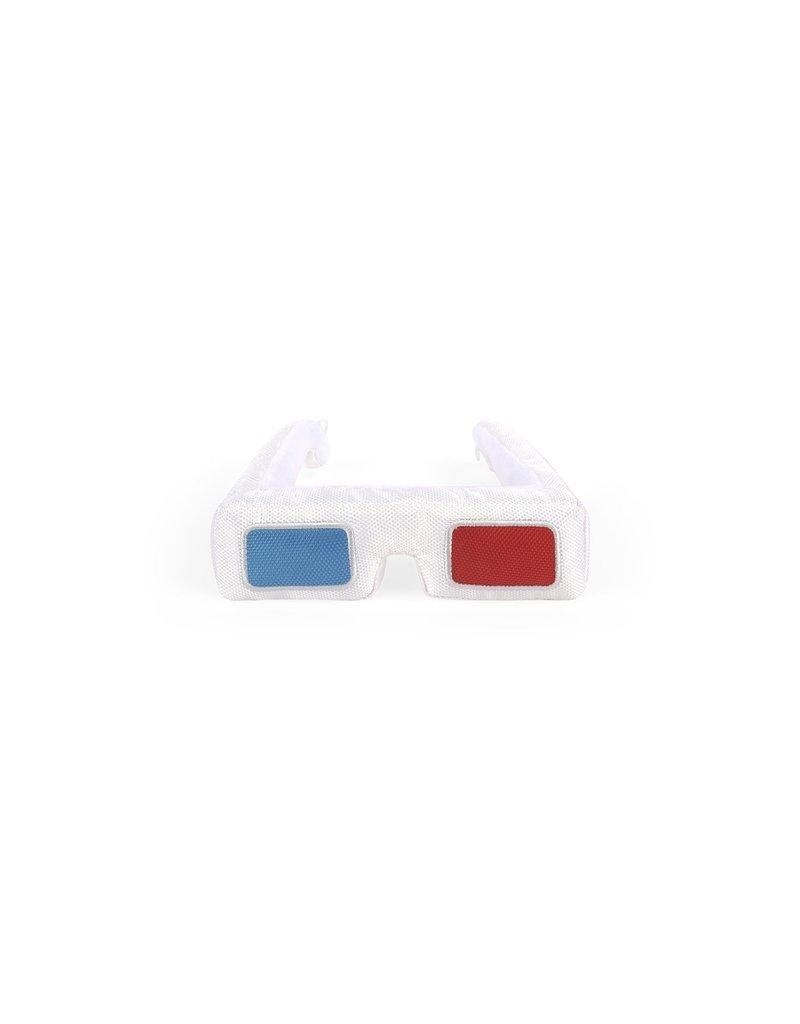 P.L.A.Y. Hollywoof Cinema 3-Dog Glasses Dog Toy
