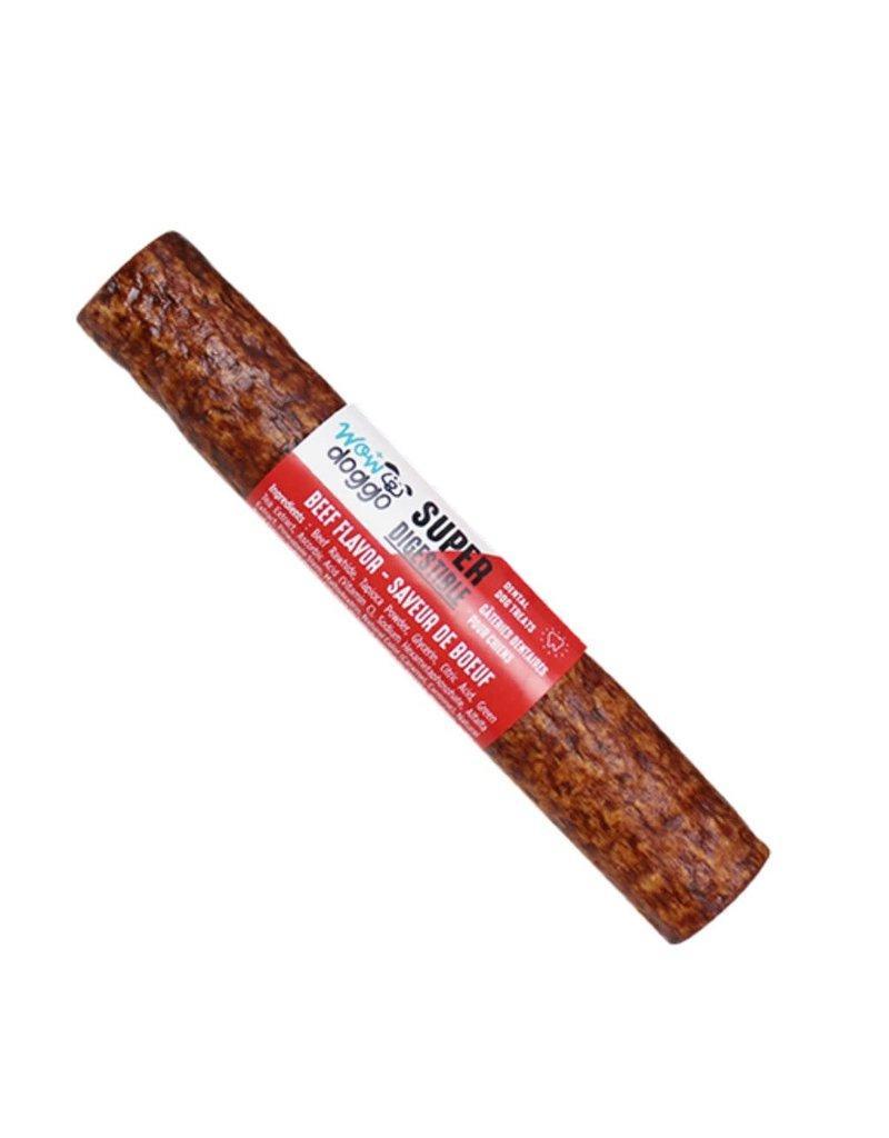 Wow Doggo Beef Flavored Dog Treats, Medium