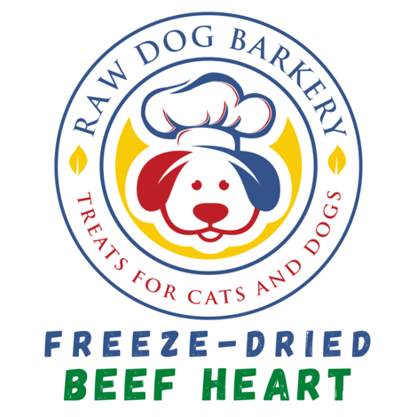 Raw Dog Barkery Beef Heart Treat, 4-oz