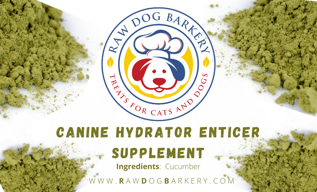 Raw Dog Barkery Canine Hydrator Enticer Supplement, 1-oz