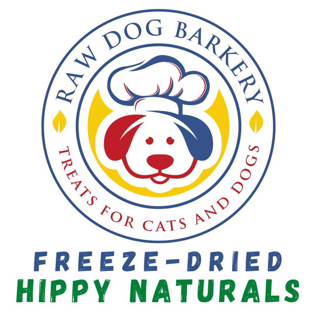 Raw Dog Barkery Hippy Naturals Dog Treats, 4-oz