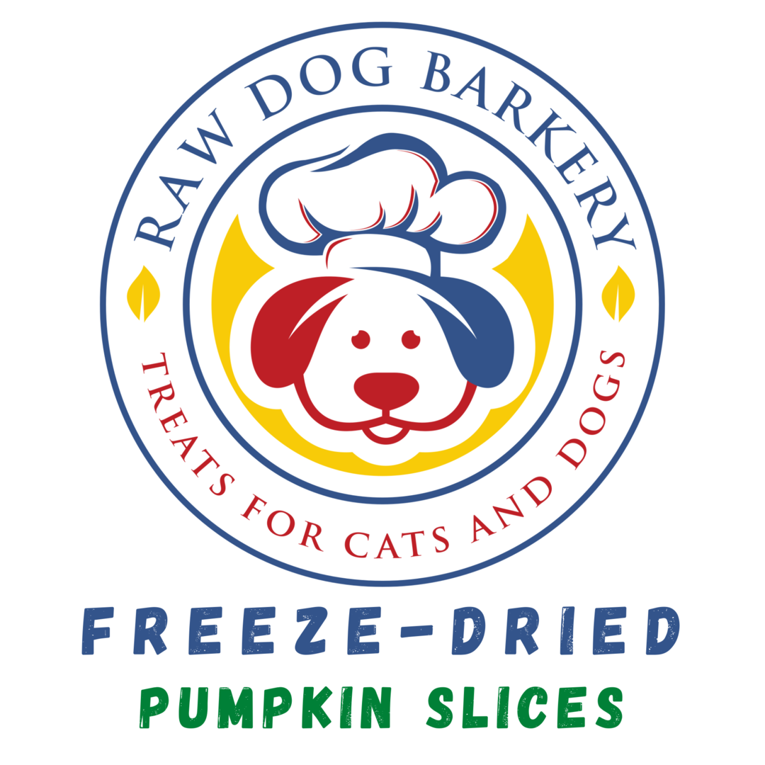 Raw Dog Barkery Pumpkin Slices