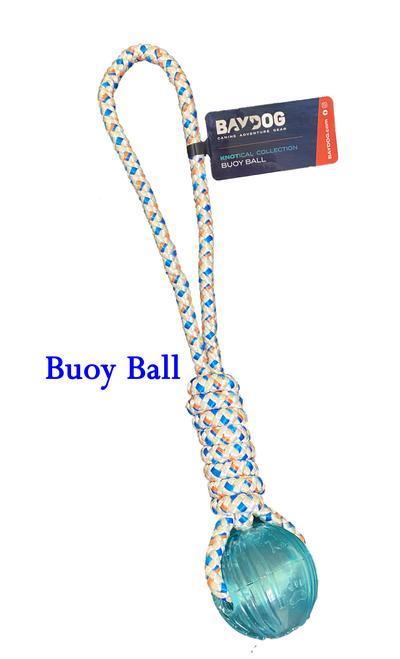BayDog Buoy Ball Dog Toy