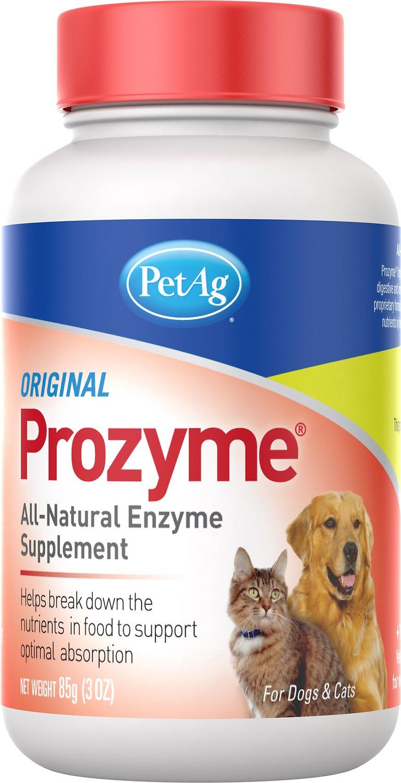 PetAg Prozyme Enzyme Powder Dog & Cat Supplement Image