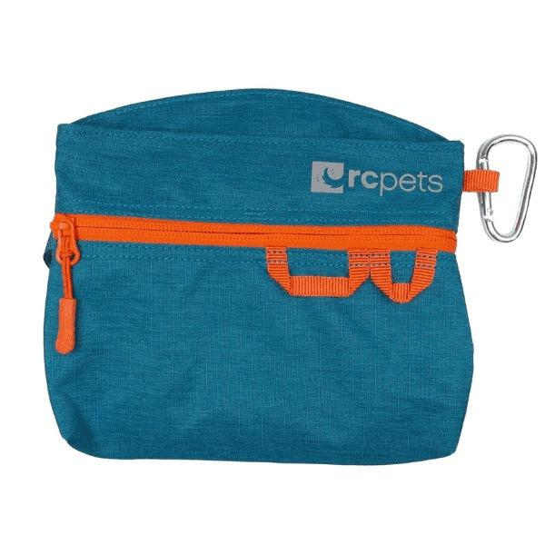RC Pet Products Quick Grab Dog Treat Bag, Heather Teal Image