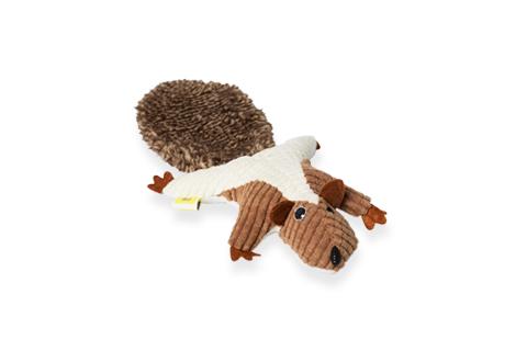 BeOneBreed Squirrel Plush Cat Toy Image