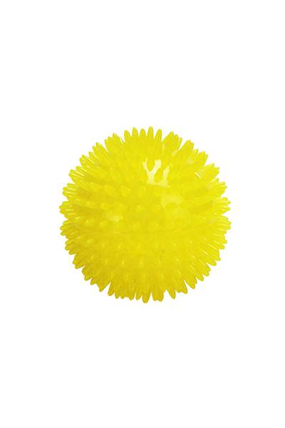 BeOneBreed Spike Ball Dog Toy, 5-in