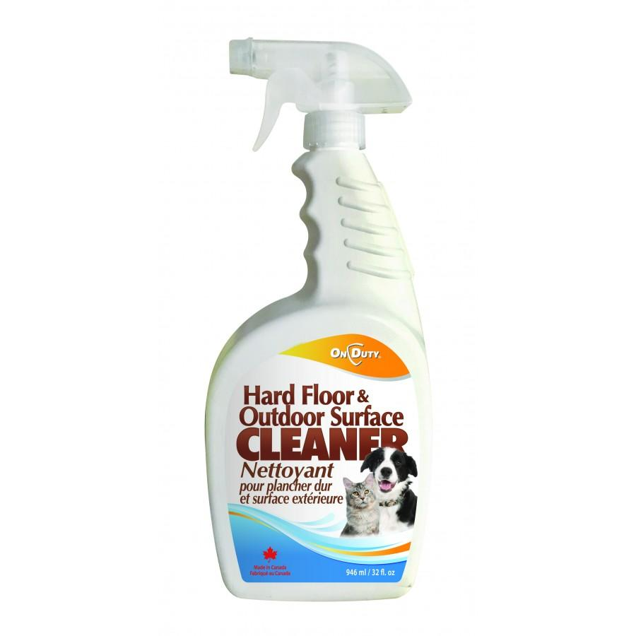 On Duty Hard Floor & Outdoor Cleaner Spray