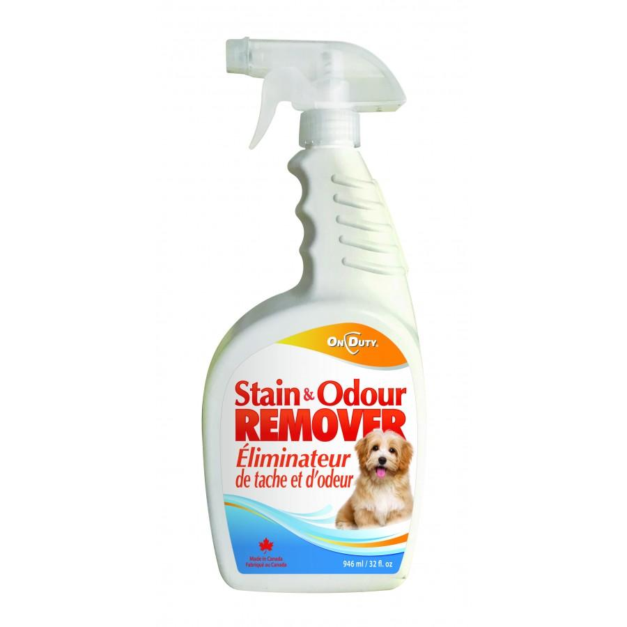 On Duty Stain & Odor Remover Spray Image