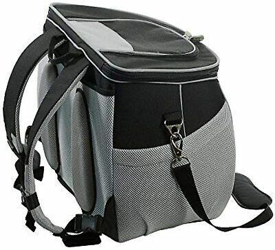 One For Pets EVA Backpack Pet Carrier, Black Image