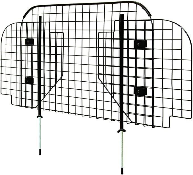 Miller Pet Lodge Adjustable Wire Auto Pet Barrier Image