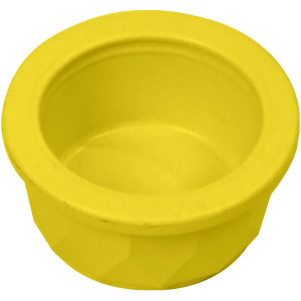 Van Ness Crock Heavyweight Pet Dish, Assorted Colors Image