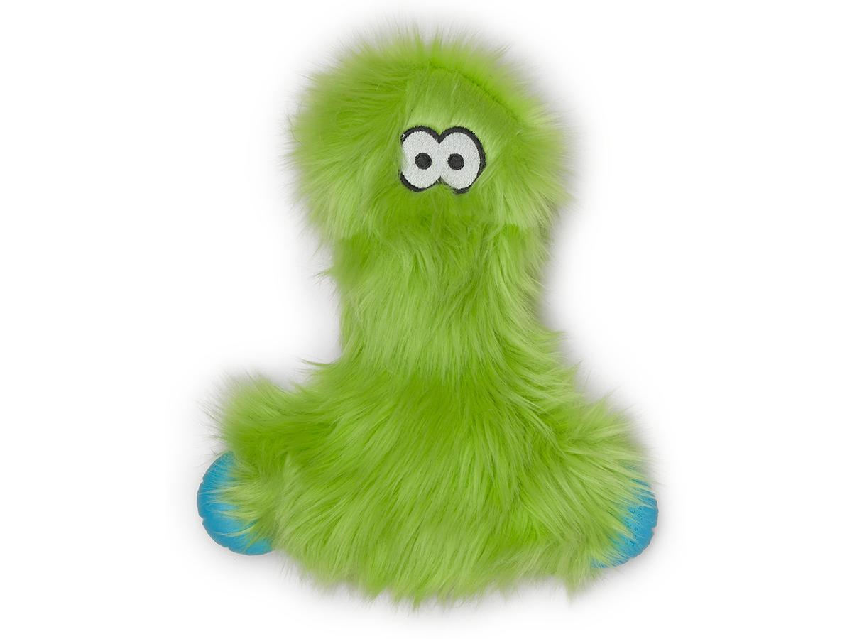 West Paw Rowdies Lewis Dog Toy, Lime