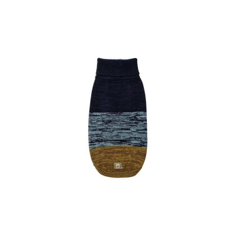 GF Pet Trail Dog Sweater, Navy, XX-Large