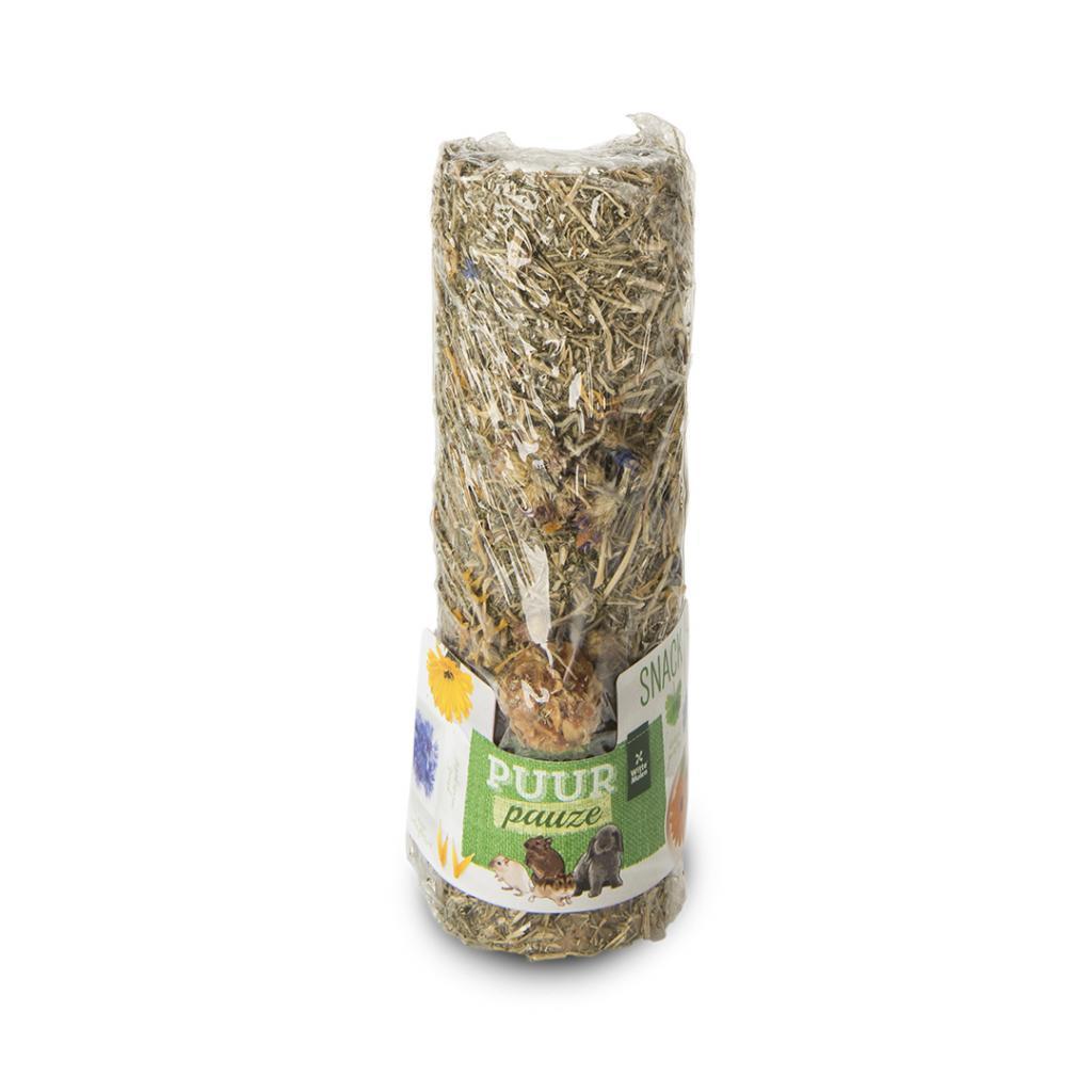 Witte Molen PUUR Pauze Parsley Tunnel Flowers Small Animal Treats, 60-gram