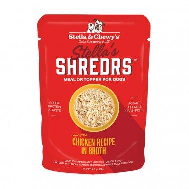 Stella & Chewy's Dog Shredrs Chicken, 2.8-oz