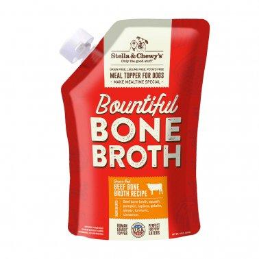 Stella & Chewy's Dog Bountiful Bone Broth Beef, 16-oz