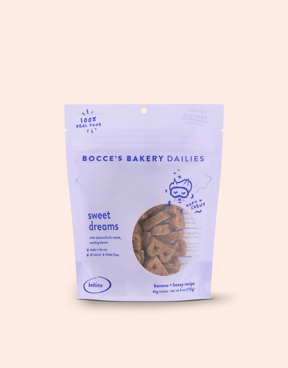 Bocce's Bakery Dailies Sweat Dreams Dog Treats Image