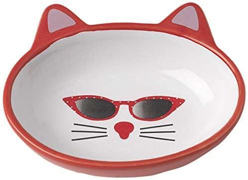 PetRageous Mon Ami Gigi Pet Bowl, 5.5-in