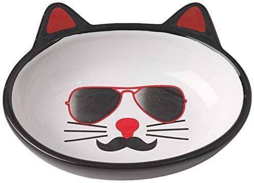 PetRageous Mon Ami Pierre Pet Bowl, 5.5-in