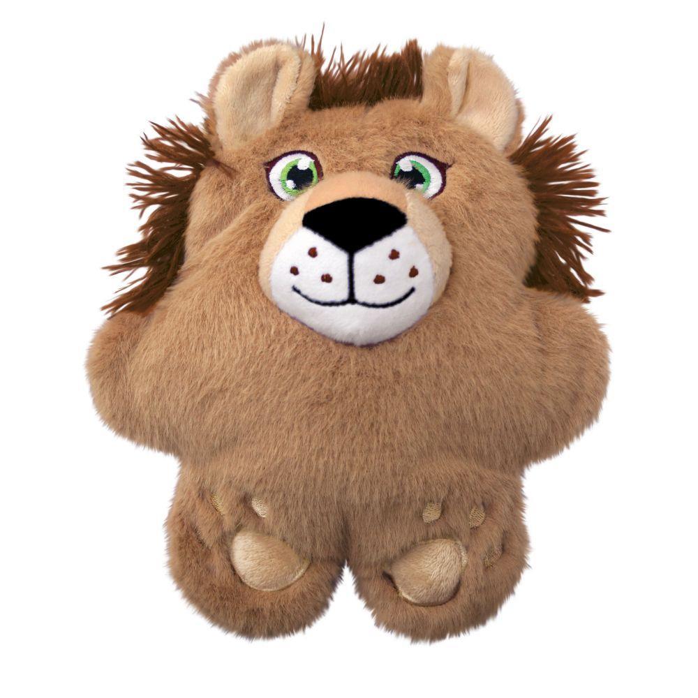 KONG Snuzzles Lion Dog Toy, Medium