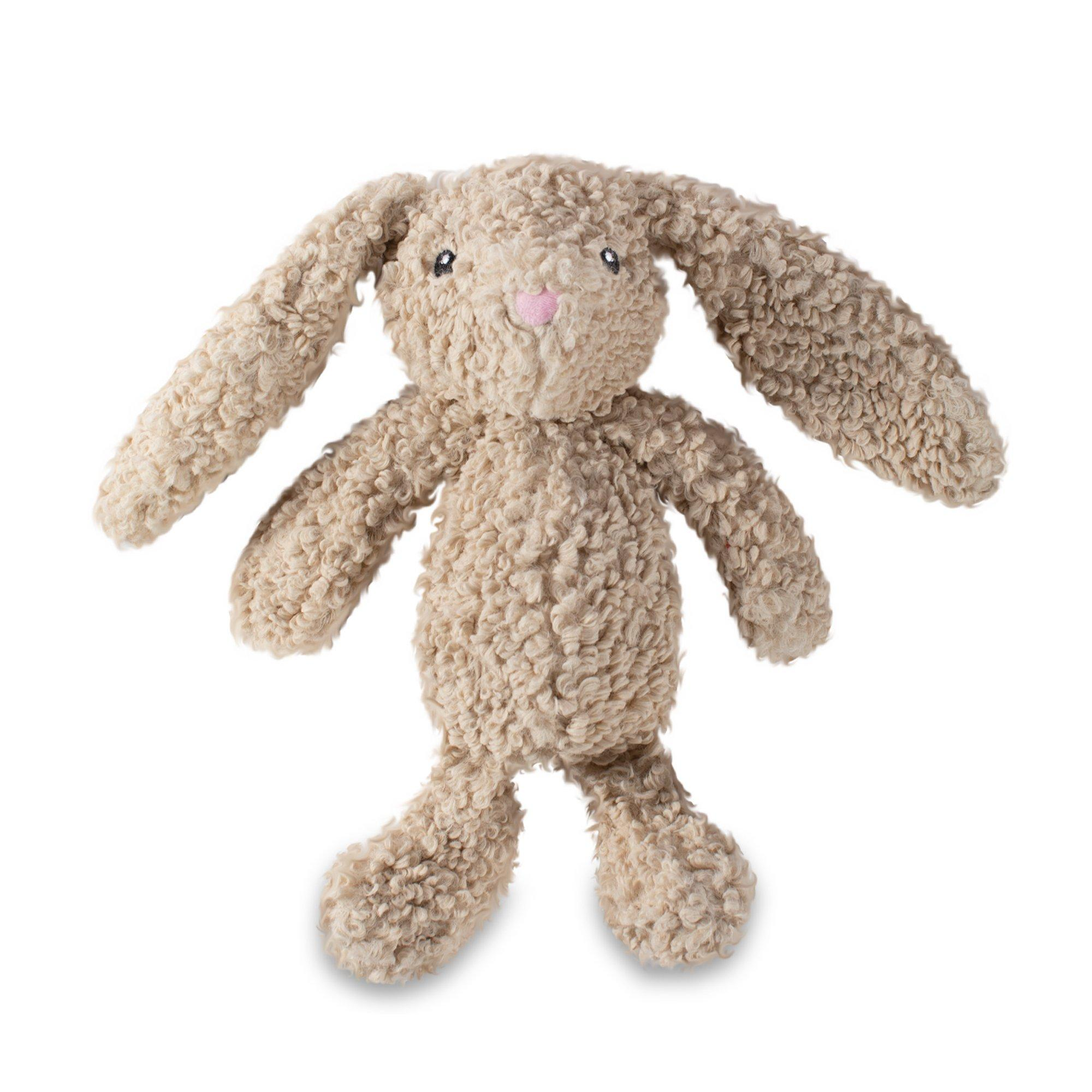 Pet Shop by Fringe Studio Bunny Plush Dog Toy