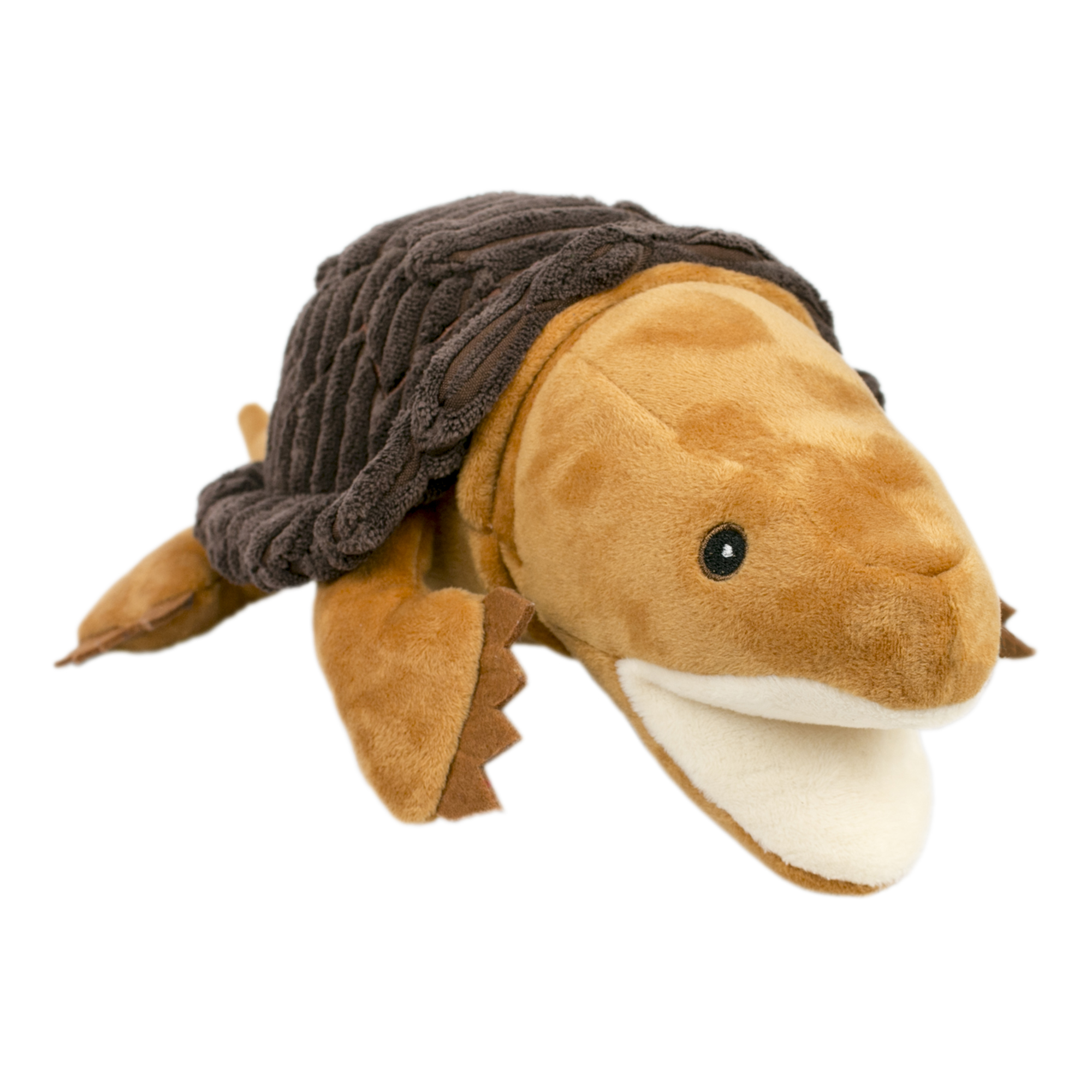 Tall Tails Crunch Snapper Dog Toy, 15-in