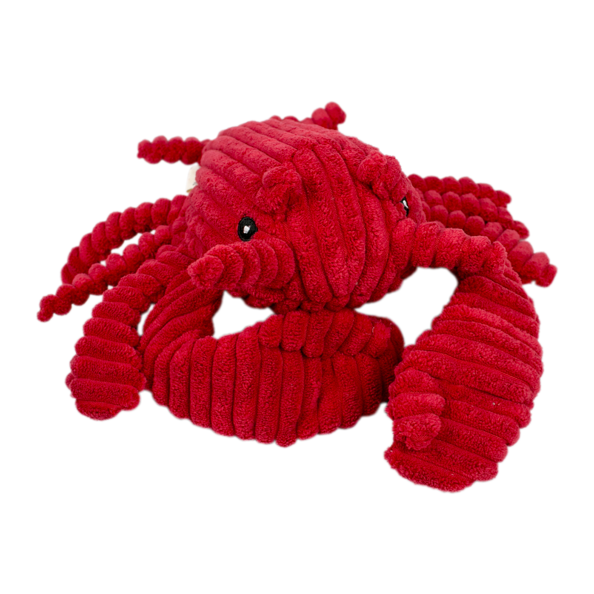 Tall Tails Crunch Lobster Dog Toy, 14-in