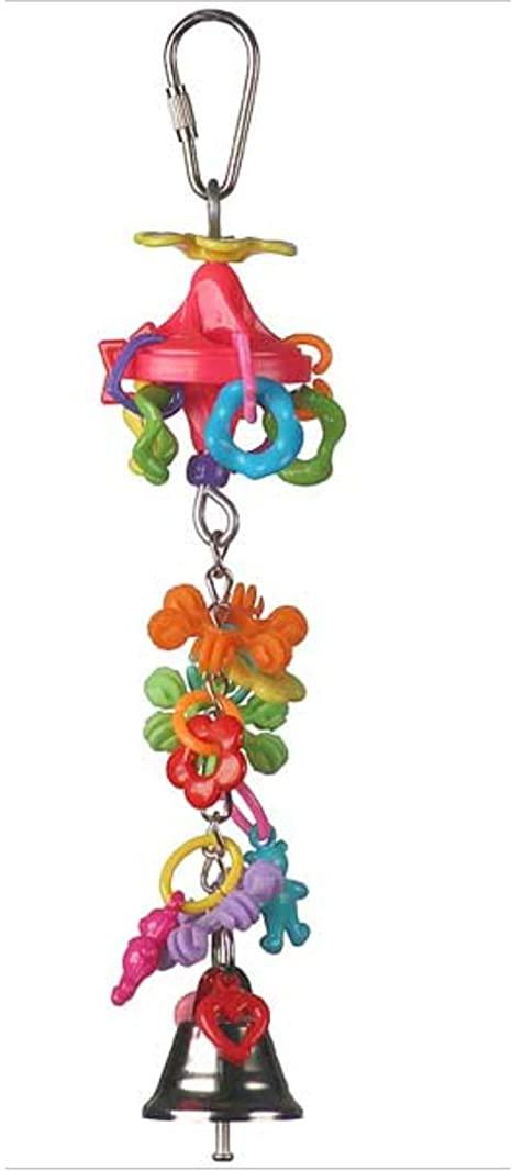 Super Bird Creations Charmed I'm Sure Bird Toy Image