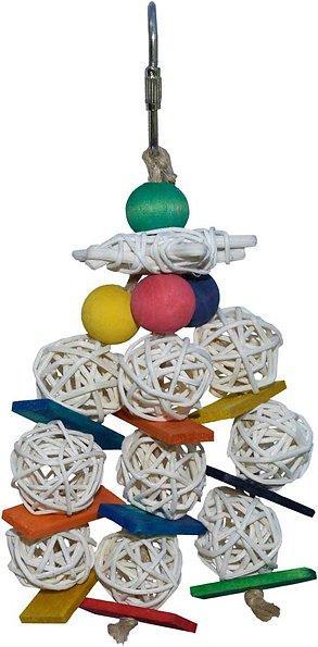 Super Bird Creations Mini Starburst Bird Toy Image