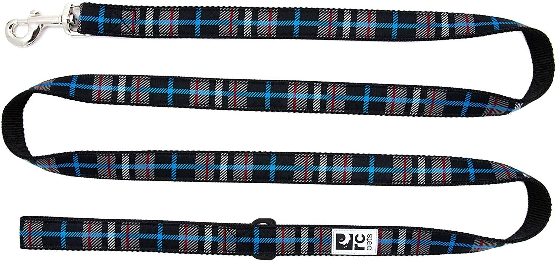 RC Pet Products Dog Leash, Black Twill Plaid Image