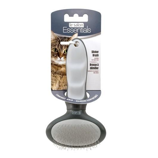 Le Salon Essentials Slicker Cat Brush, Small