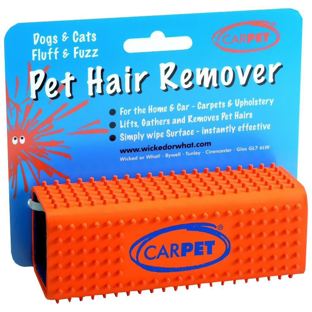 CarPet Pet Hair Remover, Orange Image