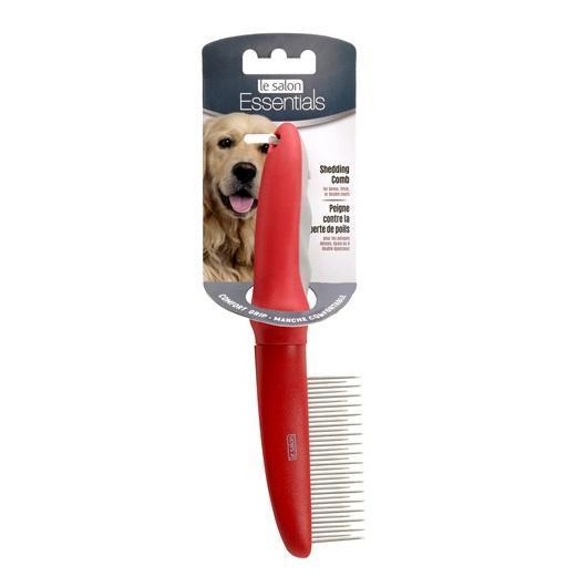 Le Salon Essentials Dog Shedding Comb Image