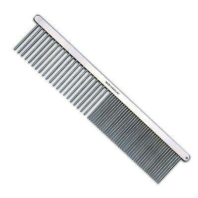 Millers Forge Greyhound Style Pet Comb, 7.5-in