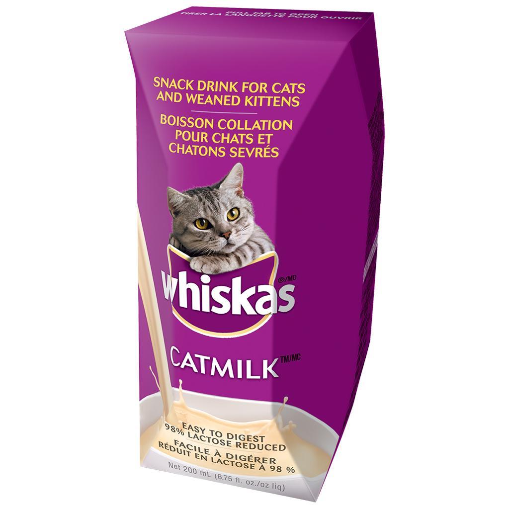 Whiskas CatMilk Cat Treats Image