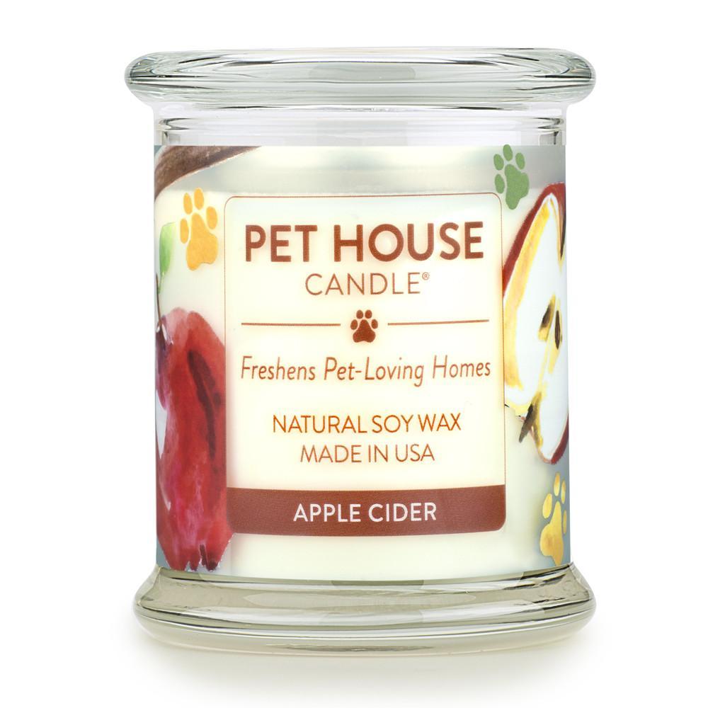 Pet House Apple Cider Mini Candle