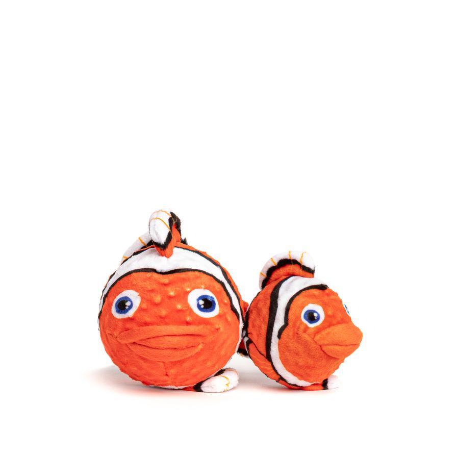 fabdog Faball Dog Toy, Clownfish, Medium