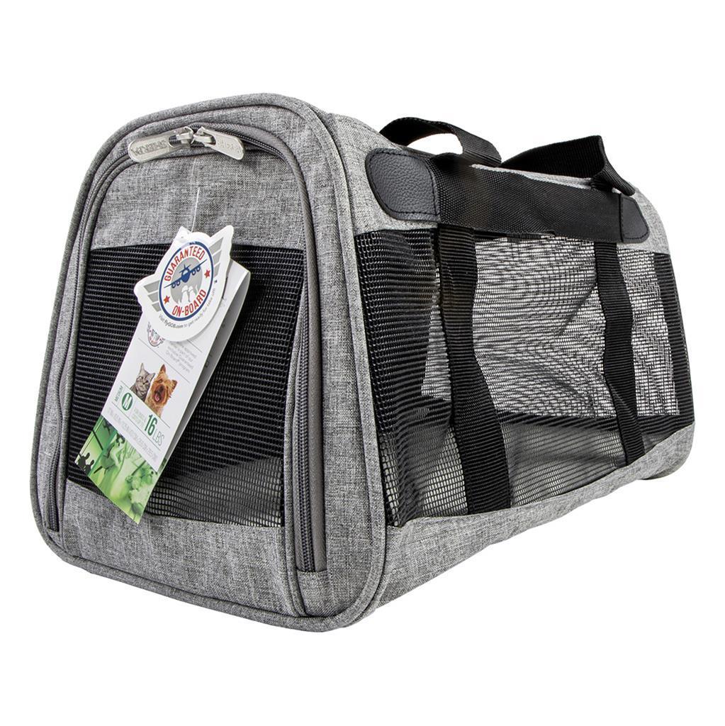 Sherpa Element Pet Carrier, Grey, Medium