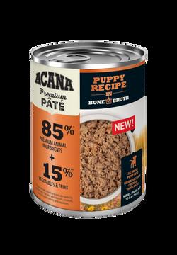 ACANA Puppy Recipe Chicken in Bone Broth Wet Dog Food, 12.8-oz