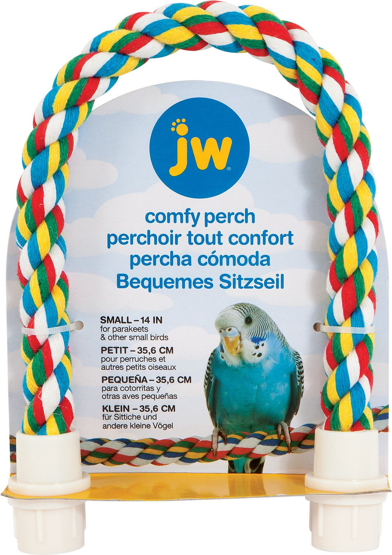 JW Pet Small Comfy Bird Perch Image