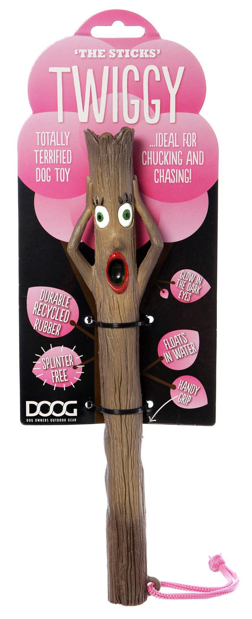 DOOG The Sticks Family Twiggy Dog Toy