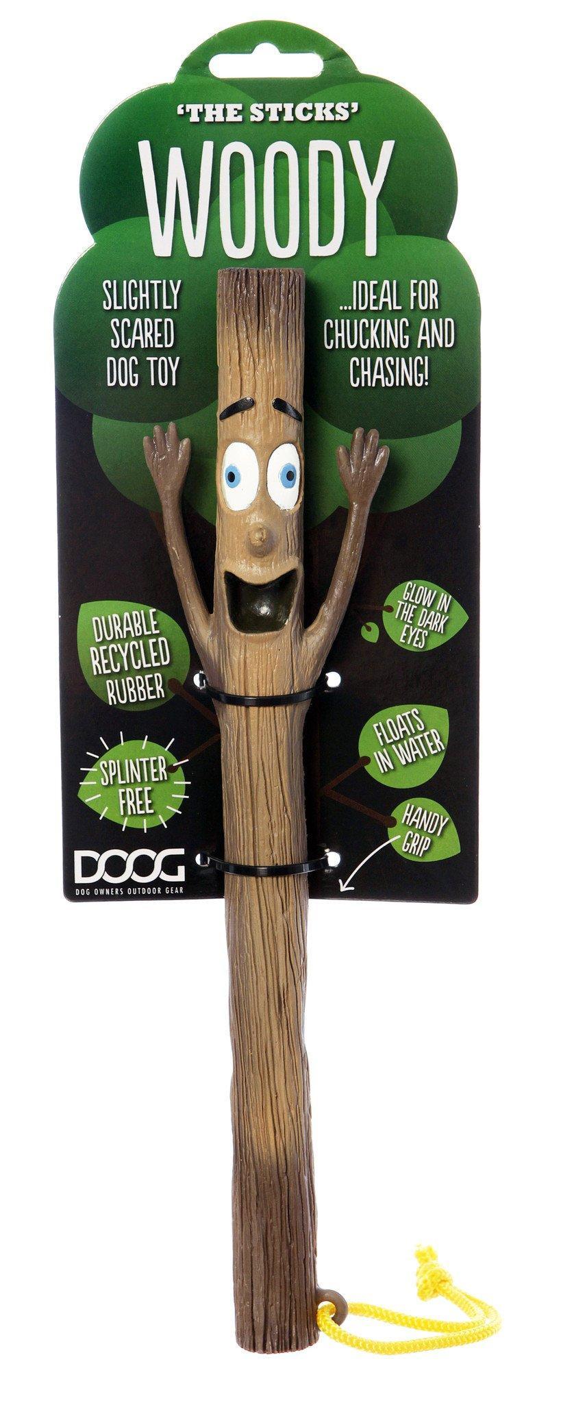 DOOG The Sticks Family Woody Dog Toy