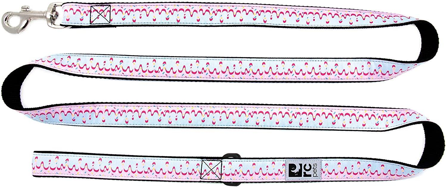 RC Pet Products Dog Leash, Icing, 1-in x 6-ft