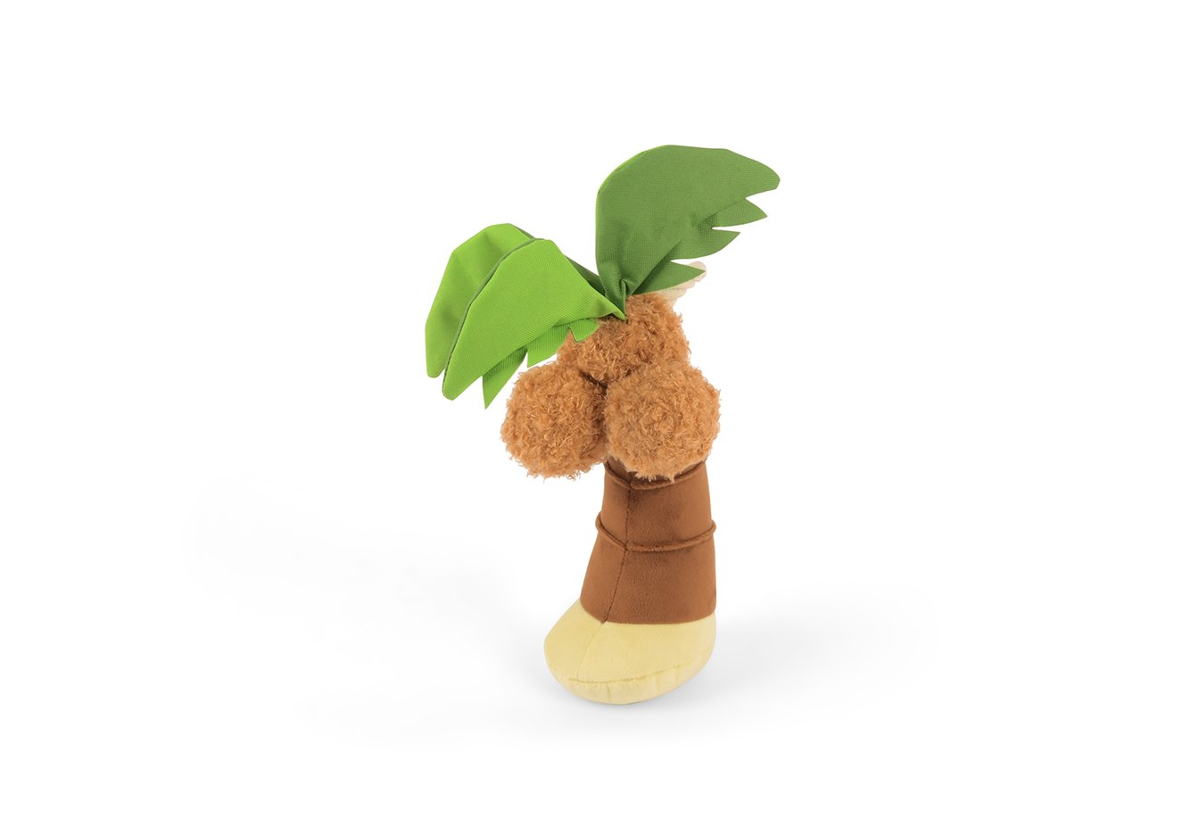 P.L.A.Y. Tropical Paradise Puppy Palm Dog Toy