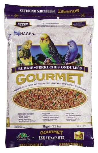Hagen Gourmet Budgie Seed Mix Bird Food Image