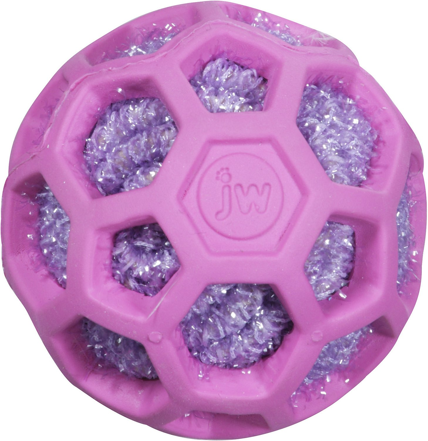 JW Pet Cataction Rattle Ball Cat Toy