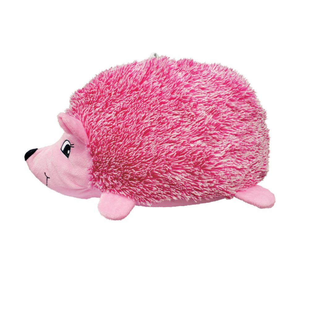 KONG Comfort HedgeHug Puppy Dog Toy, Color Varies, X-Small