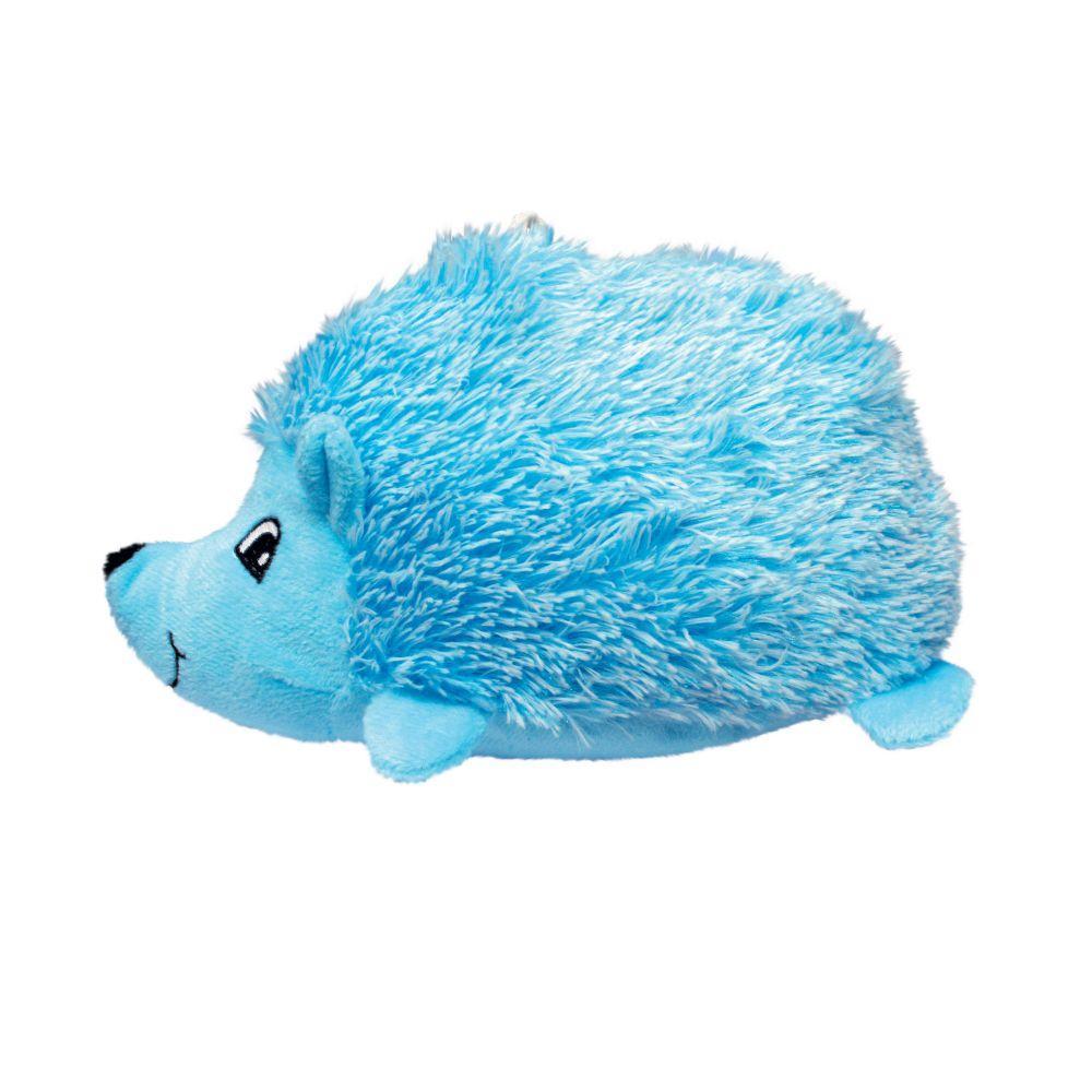 KONG Comfort HedgeHug Puppy Dog Toy, Color Varies, Medium