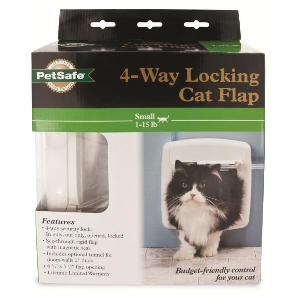PetSafe Staywell 4-way Locking Cat Door Flap Image